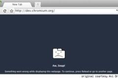 Cada vez más cerca de tener Google Chrome para MacOS X