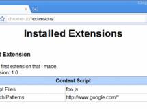 Ya se pueden usar extensiones en Chrome