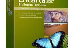 La enciclopedia Encarta cierra sus puertas