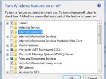 Internet Explorer 8 podrá ser desinstalado