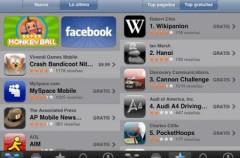 Mas de 25000 aplicaciones en la App Store