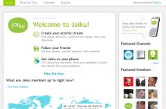 Liberado el código fuente de Jaiku
