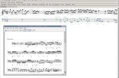 Denemo: editor de partituras multiplataforma