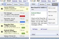 Gmail para iPhone y Android con mejoras evidentes