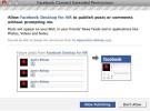 Aplicación para Facebook para Adobe AIR