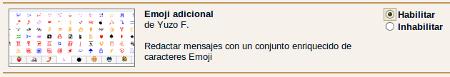 Extra Emoji, agrega cientos de emoticonos a Gmail