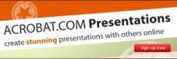 Acrobat.com Presentations, arma presentaciones online
