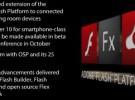 Flash 10 Beta llegará pronto a casi todos los smartphones
