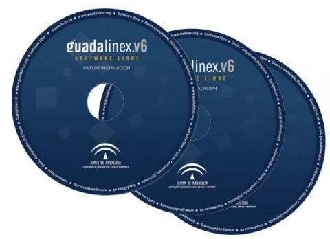 Disponible para descargar Guadalinex v6