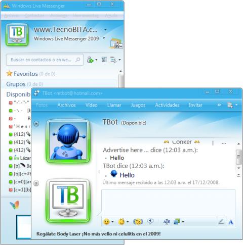 MSN Web Messenger cierra sus puertas