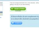 Sistema de donación para extensiones en Firefox