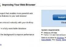 Nueva versión de Google Gears con soporte para Firefox 3.5