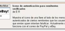 Gmail contra el phishing