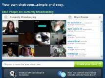 Crea una sala de chat mediante Twitter