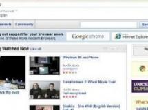 Youtube matará a Internet Explorer 6 (recemos todos)