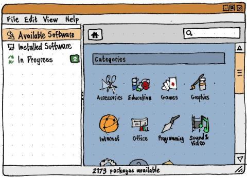 Store Ubuntu