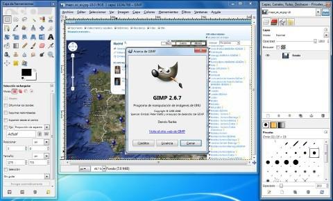 Gimp 2.6.7
