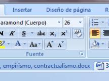 OfficeTab, o cómo llevar pestañas a Office