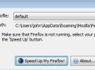 Aumenta el rendimiento de Firefox con SpeedyFox