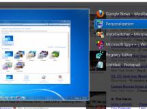 VistaSwitcher, una alternativa al Alt+Tab de Windows