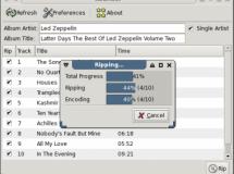 Asunder 1.9, ripea CDs facilmente