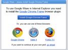 Google Frame, o como embeber Google Chrome en Internet Explorer