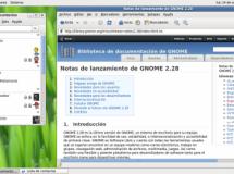 Gnome 2.28 salió a la luz