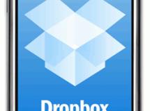 Dropbox disponible para iPhone