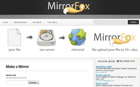 MirrorFox