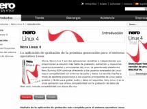 Nueva versión de Nero Linux