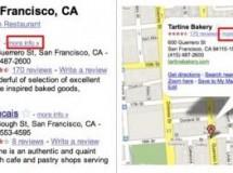 Place Pages nueva característica para Google Maps