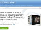 Microsoft lanza WebsiteSpark