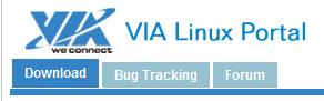 VIA Linux