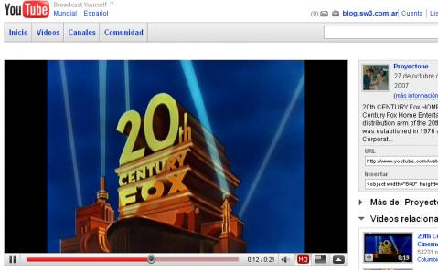 YouTube quiere alquilar películas