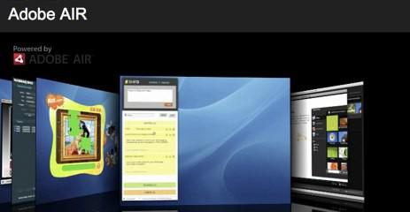 Adobe AIR 2.0 será más ligero y soportará tecnología multitouch