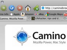 La Release Candidate de Camino 2.0 ya se puede descargar