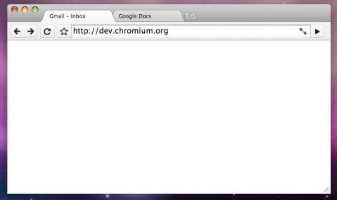Chromium OS X
