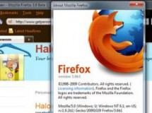 Firefox 3.6 Beta 1 disponible