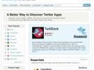 Oneforty: directorio de aplicaciones para Twitter