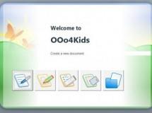 OOo4Kids, un OpenOffice para niños