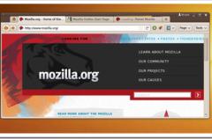 El Mockup de Mozilla Firefox 4 para Linux se parece cada vez más a Chrome