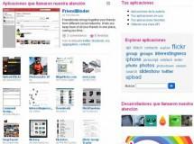 Flickr mejora sus sistema de aplicaciones con App Garden