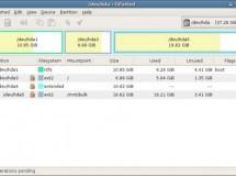 Disponible GParted 0.4.8-1, un LiveCD para administrar particiones
