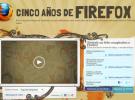 Hoy Firefox cumple 5 años