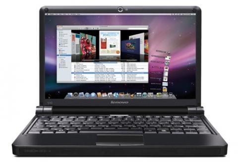 Netbook con OS X