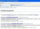 Google prepara su nueva interfaz