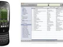 Palm se da por vencido y actualiza sus dispositivos, pero sin soporte para iTunes