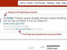Los retweets en Twitter ya son oficiales
