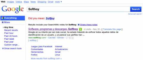 Softhoy Google