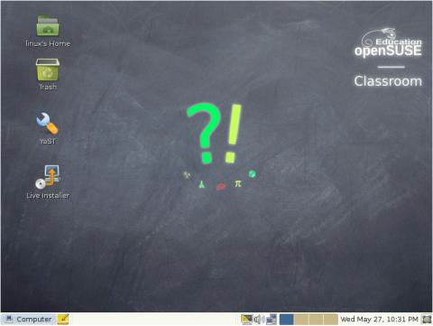 openSUSE Edu Li-f-e: creando mentes abiertas